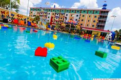 New Legoland hotel in Florida- looks amazing for kids who love legos!