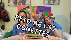 RETO DE LOS DONETTES