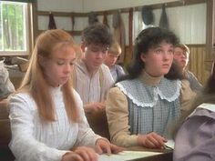 Anne of Green Gables. I use to love this movie wanting to Netflix it later