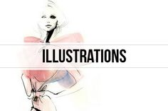 Illustrations #fashion #style #sketches
