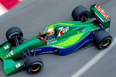 Bertrand Gachot was born in Luxembourg in 1962 and he is a former racing driver who recorded almost 50 starts in Formula One Grand Prix. F1 Racing, Drag Racing, F1 Lotus, Monaco Grand Prix, Formula 1 Car, Indy Cars, Ford, Car And Driver, Vintage Racing