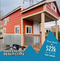 Tiny House Storage, Tiny House Living, Business Management, Residential Architecture, Little Houses, Ministry, Holi, Ranch, Home Goods