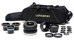 Ready for another giveaway? This week we're giving away an awesome Creative Effects System Kit by Lensbaby. The kit for Canon and Nikon DSLRs includes the popular Composer Pro lens, a bag, interchange...