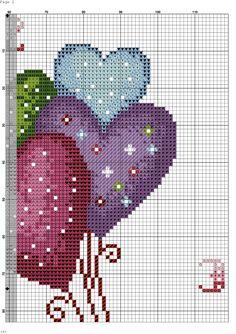 Kalpli Kanaviçe Bebek Saati Örnekleri (3)