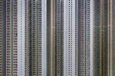 Michael Wolf registrou imagens do gigantismo dos prédios de Hong kong, China | Catraca Livre