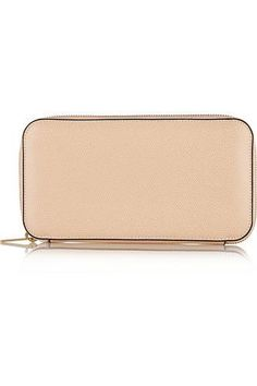 247c108f6c Textured-leather continental wallet  accessories  covetme  valextra