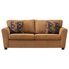 Sofa - Umbra Sprint Beige. Also available in Colbalt Blue and Black/Gold Charm