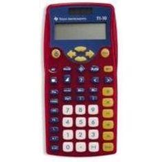 Texas Instruments 10/TKT/2L1/A TI Math Calculator