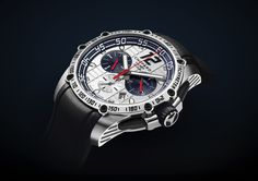 The Wristwatch Guide: Superfast Chrono Porsche 919 Jacky Ickx Edition