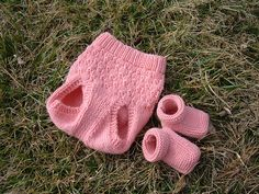 Ravelry: Wool Diaper Cover pattern by Christa Dovel