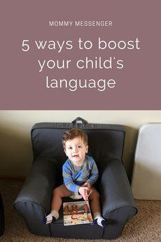 speech and language, toddler language, how to get toddler talking