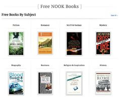 How to Find Free Books on Nook - Easily find free Nook books from Barnes & Noble with this list of links to free ebooks for Nook by popular genre. Free Novels, Free Books, Free Ebooks Online, 7 Places, Book Sites, Reading Rainbow, Reading Material, Book Nooks, Book Nerd
