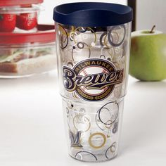 Milwaukee Brewers Tervis 24oz. Bubble Up Wrap Tumbler with Lid - $19.99