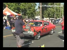 Route 66 Rendezvous 2010 Open Header Contest Part 2. Hot Rod, Muscle Car, Cruising