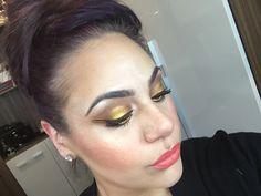 Bright Sunset Eyes ft Anastasia Beverly Hills & Make Up Geek #sigmabeauty #beautychamber #amglam #makeuptutorial #makeupbrushes #mua