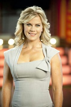 Allison Sweeney is leaving Days of Our Lives..:(