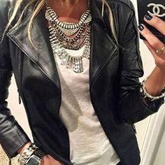 Tribal Boho Statement Necklace – Most Beautiful Necklaces Statement Necklace Outfit, Diamond Choker Necklace, Statement Necklaces, Boho Necklace, Pendant Necklace, Casual Outfits, Fashion Outfits, Womens Fashion, Fashion Trends