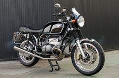 Bmw R100 RS Special #5 by Ritmo Sereno