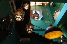 Exotic lanterns from Good Eath - India