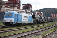 CRÓNICA FERROVIARIA: Nuevo curso de maquinistas de COMSA Rail Transport...