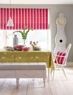 Vanessa Arbuthnott's new Swedish textiles collection