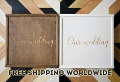 Engraved Wedding Cards Memory Box, Compartment Usb, Personalized Keepsake Photo Box, caja de madera, Packaging, boite en boi, Holzkoffer by tvoyahvoya on Etsy