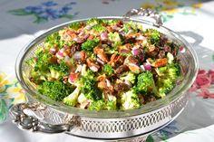Southern Broccoli Salad - Catering by Debbi Covington - www.cateringbydebbicovington.com 843-525-0350