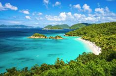 5 Exotic Beaches You Can Visit Without a U.S. Passport  Which beach is your favorite?