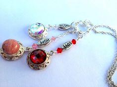 Faith Hope Love Necklace Faith Jewelry by FaithHopeInspire on Etsy, $65.00
