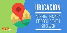 Cómo agregar un mapa de Google al sitio web de tu negocio – SYP BLOG