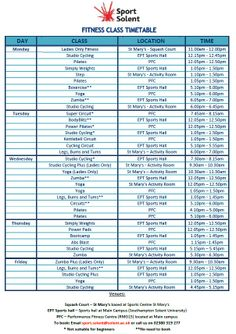 schedule derrimut gym fitness group fitness