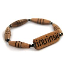Hand-carved wooden bracelet made in Africa by artisans who are paid a fair wage, empowering them to rise above poverty through business. Macrame Bracelet Patterns, Macrame Bracelets, Sustainable Companies, Ethical Shopping, Wood Bracelet, African Jewelry, Bracelet Making, Hand Carved, Women Jewelry