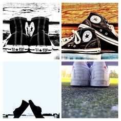 My edits of shoes