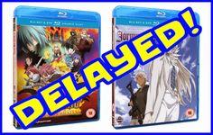 Rinviate a luglio due release di Manga UK * Attraverso l'ultimo Podcast di Manga UK di lunedì, l'editore britannico ha comunicato ai fan alcune spiacevoli notizie... e quando facciamo riferimento a tali spiacevoli notizie, nel 99% dei casi ci troviamo a comunicare il ritardo di alcune release, esattamente come in questo caso.  Le vittime dei ritardi sono la Double Play di Fairy Tail - The Movie: Phoenix Priestess ed il box set di Jormungand - The Complete First Season (editi entrambi [...]