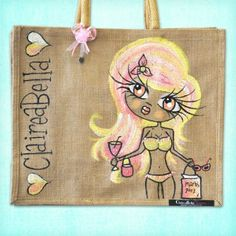 ClaireaBella Large Marbella Bag! #Summer #Marbs #SummerIsComing