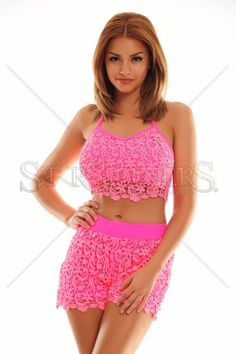 MissQ Gorgeous Fit Pink Set