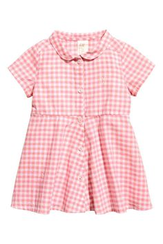CHECK YOURSELF | Fun for boys and girls, #Gingham is making a huge comeback this #Summer and while you may not know how to rock the style, kids always wear it best! | H&M