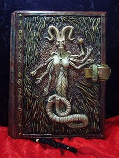 great design for spell book