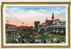 Early 1900's postcard info. Hagins collection.
