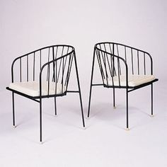 George Nelson, Chairs for Arbuck, 1951.