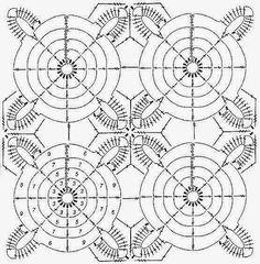 Crochet Shawls: Crochet Lace Shawl Wrap - Gorgeous fine Lace - free pattern