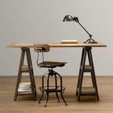 Schreibtisch Selber Bauen U2013 60 Außergewöhnliche DIY Bürotische