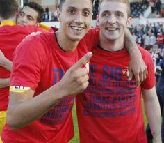 Así es la camiseta de celebración del ascenso del CA Osasuna
