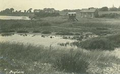 The Lagoon. Pagham, West Sussex