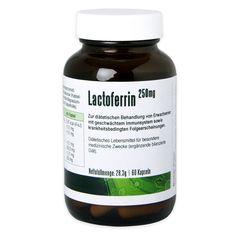 <ul> <li>>98% reines Lactoferrin-Pulver 250mg pro Kapsel</li> <li>von > 90% der bereits angehefteten LPS (Lipopolysaccharide)gereinigt</li> <li>Gereinigtes Lactoferrin für höchste biologische Aktivität</li> <li>Das Lactoferrin der nächsten Generation</li> <li>Natürlicher Bestandteil unseres Immunsystems</li> <li>Mit >19% Eisensättigung, ein natürlicher Eisenlieferant</li> <li>Mit Zellulose-Kapsel (keine Gelatine)</li> <li>Mit 250mg Lactoferrein pro Kapseln, hochdos... Lose Weight, Weight Loss, This Or That Questions, Eat, Food, Natural Toothpaste, Dental Floss, Low Fiber Foods, Immune System