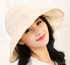dec00ba25c1 outdoor hats · 2017 Wholesale Fashion Beach Wide Brim Empty Top Sunscreen  Hat Summer Vacation Carnival Woman Sun Hat