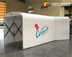 #FOOTBALL TUNNEL AND COVERED WALKWAY MADE OF ALUMINUM AND PVC #design