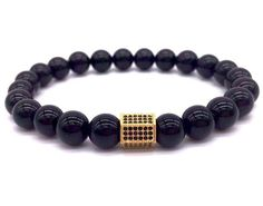 Shop Now: Jewelry, Bracelet for Men and Luxury Fashion at - 365 Days Refund Policy - Free Worldwide Shipping Available. Bracelets For Men, Beaded Bracelets, Agate, Confidence, Luxury Fashion, Stones, Wisdom, Shopping, Jewelry