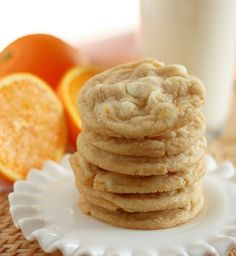 Oranges and Cream Cookies