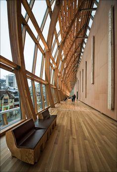 Gallery Hallway